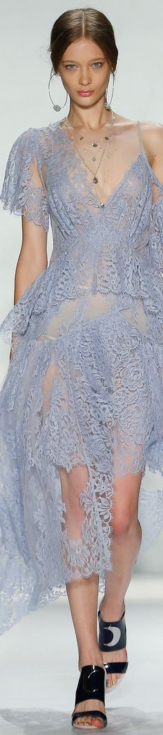 Zimmermann Spring 2015 Ready-to-Wear - would make for lovely bridesmaid Dresses