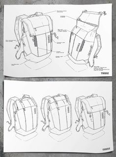 Thule Paramount is a new product family designed to meet the needs of urban wanderers. The new line of backpacks are stylish and easy to use on daily adventures in the city. The series is optimized to.