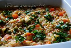 Vegetarian, Leek, and Orzo Soup Orzo Soup, Leek Soup, Cooking Onions, Tomato Vegetable, Soup Recipes, Vegan Recipes, Soups And Stews, A Food, Food Processor Recipes