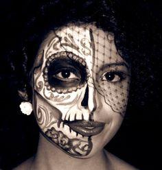 Dia de Los Muertos by ~mysterychildren on deviantART