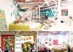 Mar de cava (BARCELONA) es una de las tiendas de decoración y diseño más especiales que conozco. Hasta hace bien poquito podías degustar un buen café co...