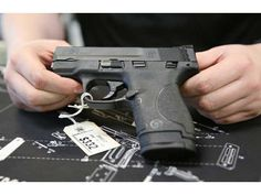 In recent years, the trend in gun sales for self-defense has been smaller firearms for carrying, Georgia Gun Store owner Mike Weeks said.