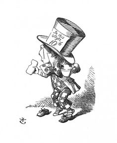 The Wretched Hatter Trembled So That He Shook Both His Shoes