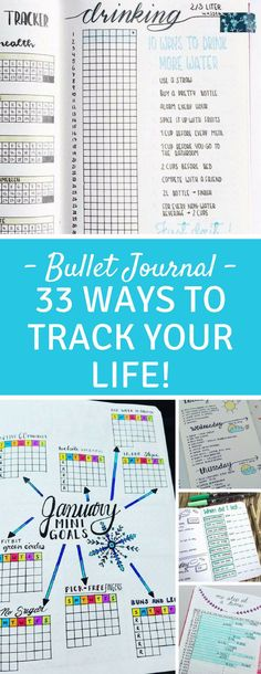 Bullet Journal Ideas 2020 {The ULTIMATE List of Trackers and Collections} Bullet Journal Spreads - so many great ways to track everything from TV shows and books to water intake and weight loss! Bullet Journal Inspo, Bullet Journal Monthly Log, Bullet Journal Banners, Bullet Journal Tracking, Bullet Journal Spreads, Bullet Journal Layout, Bullet Journal Weight Loss Tracker, Bullet Journal Daily Spread, Journal Prompts