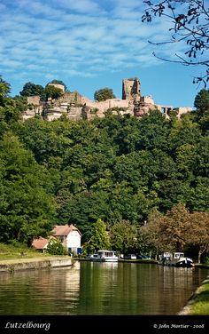Lutzelbourg, Alsace, France Copyright: John Mortier