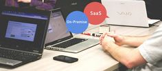 How to know if SaaS or On-Premise is better for your startup? In this article we will inspect whether SaaS is the right choice for startups. Le Management Bienveillant, It Service Management, Business Management, Project Management, Inbound Marketing, Marketing Digital, Content Marketing, Email Marketing, Internet Marketing