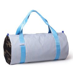 Sport Bag Blue Camo, $49, now featured on Fab.