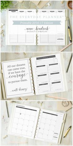 The Everyday Planner