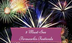 fireworks japan