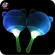 Animal Shape Disk Fan