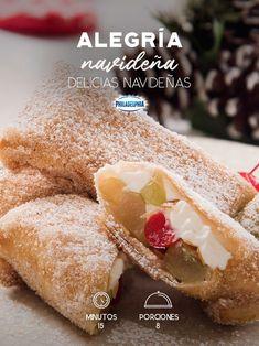 La magia de la Navidad será más especial si compartes estas Delicias navideñas con los que más quieres. #recetas #receta #quesophiladelphia #philadelphia #crema #quesocrema #queso #comida #cocinar #cocinamexicana #recetasfáciles #recetasPhiladelphia #recetasdecocina #comer #postre #frutos #Navidad #postresnavidad #postresnavideños #cereza #manzana #RecetasFáciles #dulce #ázucar