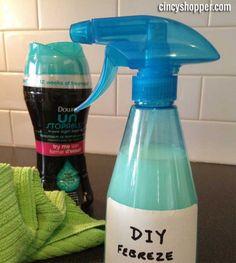 Dankzij deze zelfgemaakte spray ruikt haar huis HEERLIJK! En het is goedkoop! - Zelfmaak ideetjes