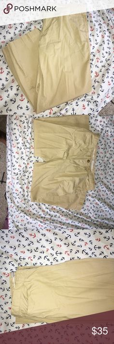 Old navy khaki pants Cute khaki pants Old Navy Pants Straight Leg