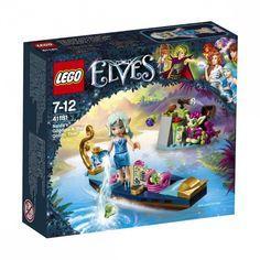 #Lego #LEGO® #41181   LEGO Elves Naidas Gondel und der diebische Kobold Gebäudeset  Alter: 7-12, Teile: 67.    Hier klicken, um weiterzulesen.  Ihr Onlineshop in #Zürich #Bern #Basel #Genf #St.Gallen