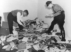 List of Banned Books, Nazi Germany, 1932-1939