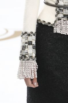 О Создании Коллекции Haute Couture. деталь из коллекции Chanel осень-зима 2014/2015