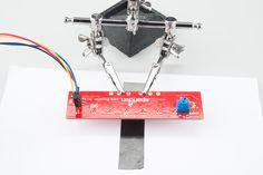 calibrating line sensor Robotics Projects, Line, Fishing Line