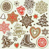 obrazok servitky - Vianočné pečenie