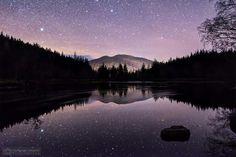 Lochan of Stars, Glen Coe.