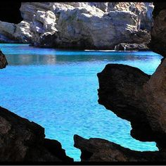 Kythera island, northwestern Crete, Greece