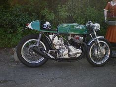 Norton Cafe-Racer