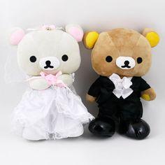 Rilakkuma Wedding Plush