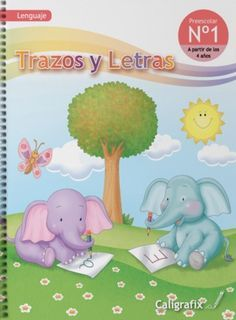 Trazos y Letras Nº1 Pre Kindergarten, Home Schooling, Homeschool, Education, Activists, Spanish, Internet, Tutorials, Stickers