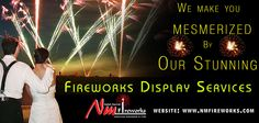 Looking For Fireworks Display Services For Your Wedding At Affordable Cost