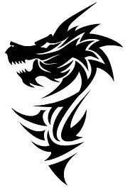 Image Result For Tribal Dragon Head Tribal Dragon Tattoos Dragon Head Tattoo Tribal