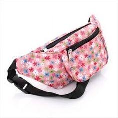 Shoulder bag-hip bag Full zip-Orange Blue-mix Aztec-slouch Purse pouch-sack *