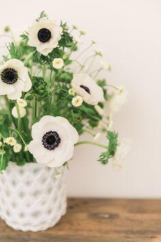 how to make growing flower arrangements