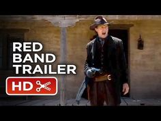▶ A Million Ways To Die In The West Official Red Band Trailer #1 (2014) - Seth MacFarlane Movie HD - YouTube