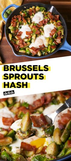 Give brussels sprouts the respect they deserve.