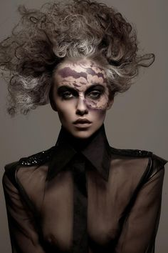 Creative Make up #WinWayneGossTheCollection