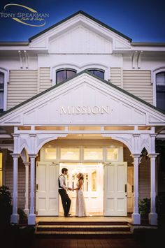 Mission Estate - evening photo opportunity - Tony Speakman Photography at Mission Estate Winery HAWKES BAY