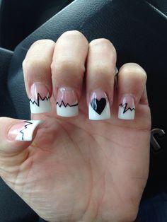 My RN nails...