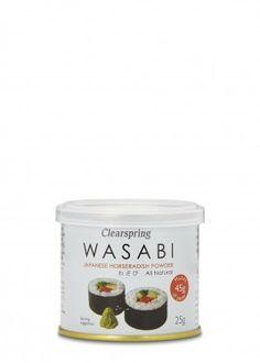 Wasabi Japanese Horseradish Powder 25g