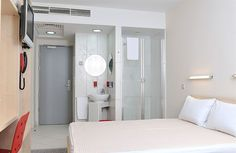 Hello Hotels, Bucharest, Standard Double Room (10% discount in the restaurant), Guestroom