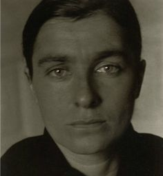 Paul Strand,portrait par Stieglitz, New York 1920
