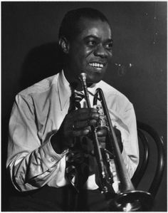 William Gottlieb. Louis Armstrong. 1947