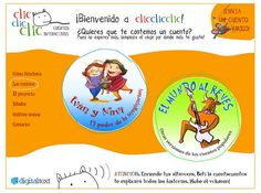 Interactive Spanish site for reading