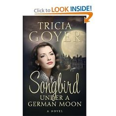 Songbird Under a German Moon.  I'm embarrassed to say I read this.  It wasn't very good, but I had read so much of it that I had to finish. Blurg.