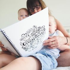 My Grandparents and Me memory book by Blueberry + Co ~ Photo by Alex Nisbet (@huddynspence) • Instagram photos and videos