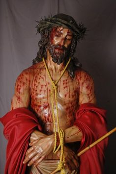 Jesus Our Savior, King Jesus, God Jesus, Pictures Of Christ, Jesus Christ Images, Catholic Crucifix, Catholic Art, Religious Images, Religious Art