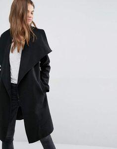 JDY Wrap Coat