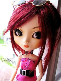 Pullip dolls ... love!