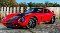 1965 Factory Five Daytona Coupe LS3/820 HP, 6-Speed presented as lot S216 at Kissimmee, FL 2015 - image1