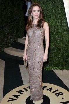 Kelly Preston at the Vanity Fair Oscars Party 2013