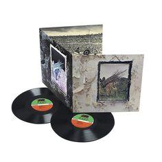Led Zeppelin - Led Zeppelin IV: Deluxe Edition on 180g Vinyl 2LP