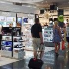NUANCE DUTY FREE SHOPS  Houston Intercontinental Airport    Terminal B and E